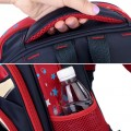 Пиксельный рюкзак, черный