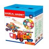 Магнитный конструктор Magical Magnet 168 деталей