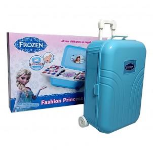 Набор детской косметики в чемоданчике Frozen