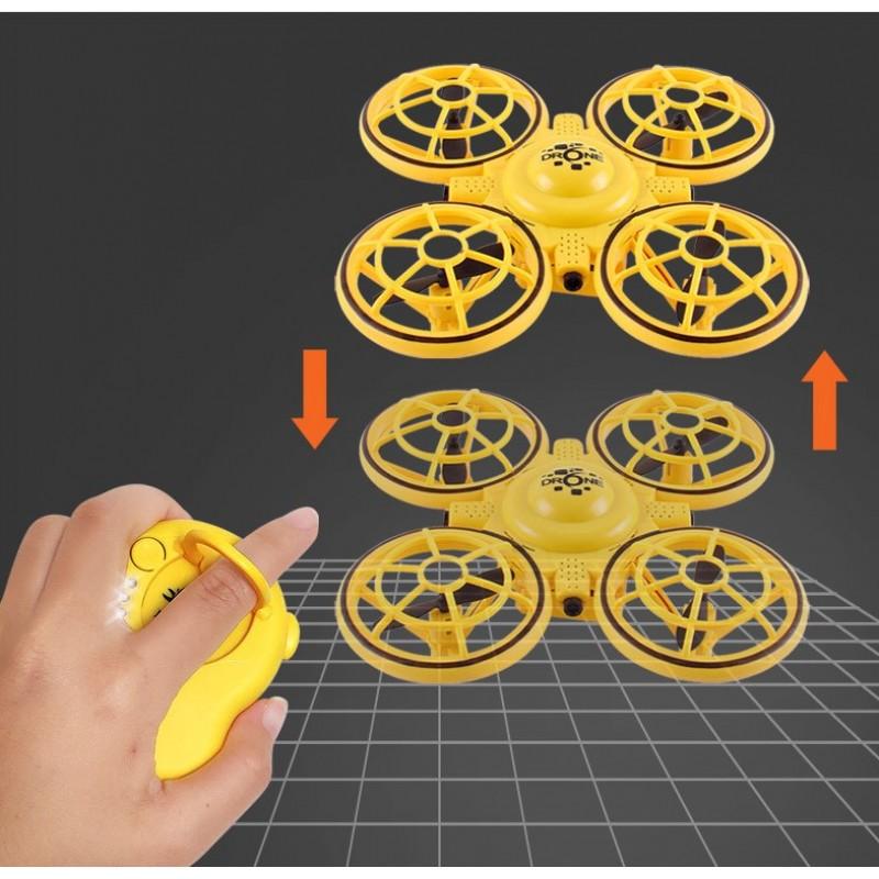 Квадрокоптер управляемый жестами Smart Drone + запасной аккумулятор