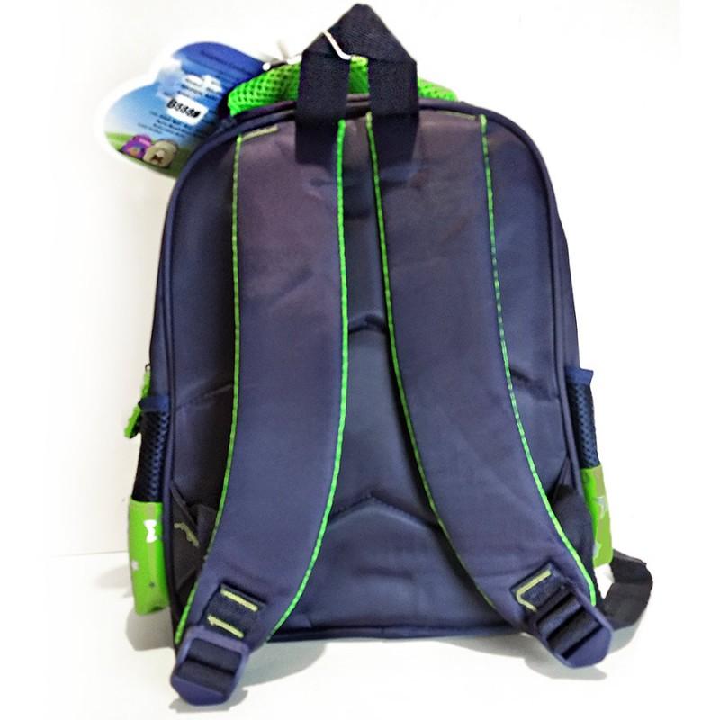 Пиксельный рюкзак 32*24*10 см, зеленый