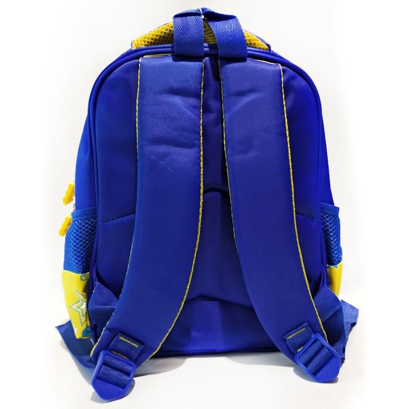 Пиксельный рюкзак 32*24*10 см, желтый