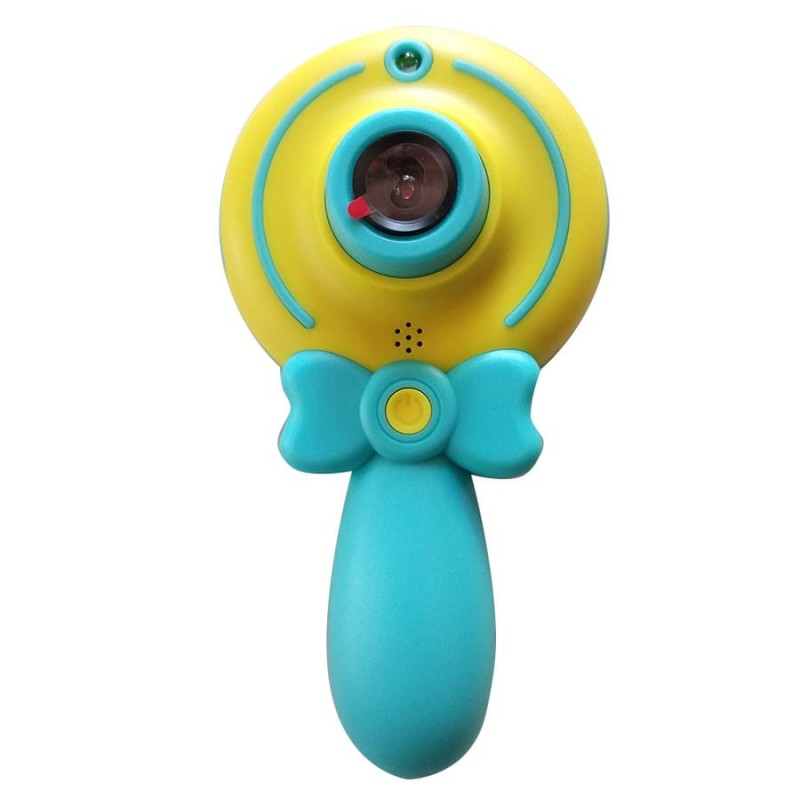 Подарочный набор с фотоаппаратом и игрушками