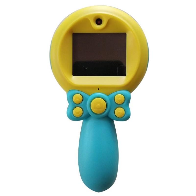 Детский фотоаппарат Magic wand с селфи камерой