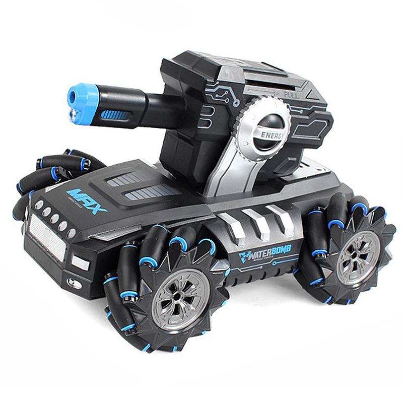 Стреляющий танк Mech Chariot управление жестами + большой набор пулек