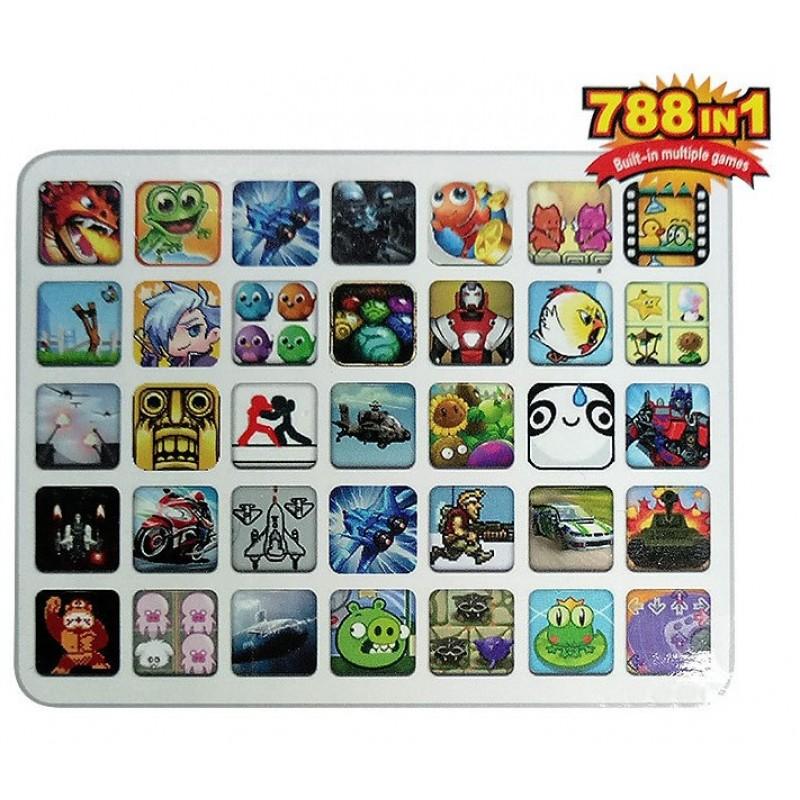 Электронная детская 16-битная игровая приставка