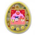 Виртуальный питомец Тамагочи Tamagotchi желтый с цветным дисплеем (USB зарядка)
