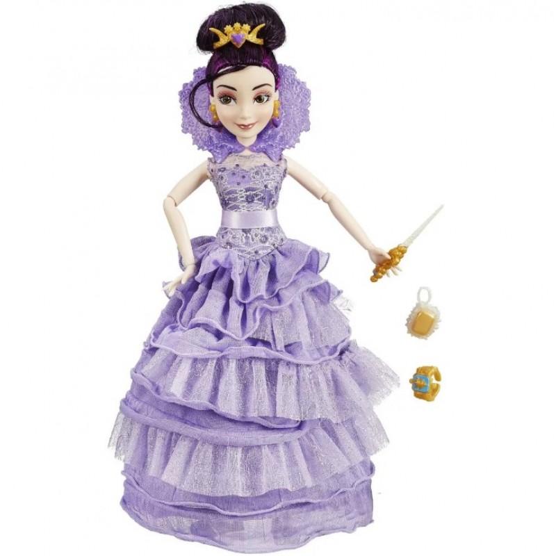 "Кукла Дисней Наследники Мэл ""Коронация"" - Disney Descendants Villain Descendants Coronation Mal, Hasbro"