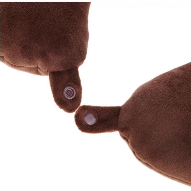 Игрушка-подушка подголовник для шеи