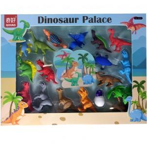 Набор ластиков Динозавры