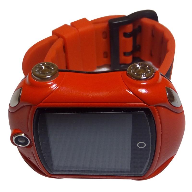 Умные часы Smart Baby Watch Wonlex KT 14 красные с видеозвонком